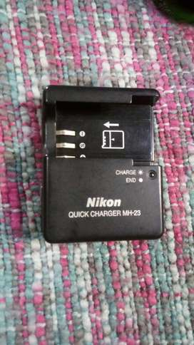 Vendo Cargador Nikon