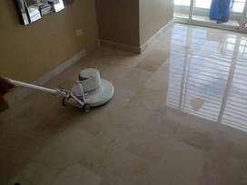 pulida, mantenimiento, cristalizados de pisos