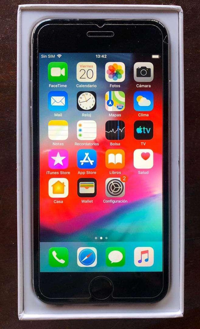 Iphone 6 usado, 16 gb, color gris. Muy buen estado! 0