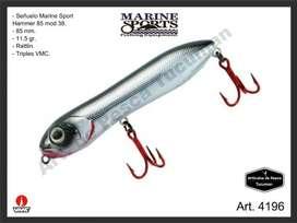 Señuelo Marine Sports Hammer 85. Pas. Articulos de Pesca Tucuman. 4196