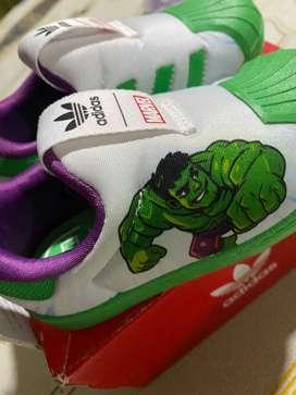 Zapatillas Adidas Marvel