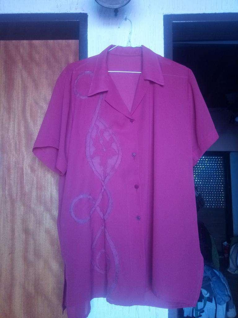 Camisa transparente 0