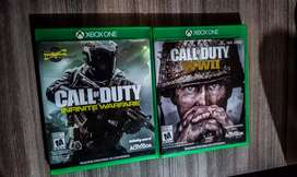 Combo call of duty nuevos