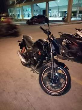 Vendo moto honda cb 125 f