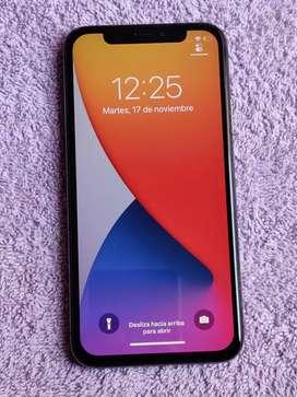 VENDO IPHONE X DE 64 GB ESTA HOMOLOGADO Y LIBRE PARÁ TODAS LAS OPERADORAS NO TIENE FALLAS O DETALLES DE NINGUNA ÍNDOLE