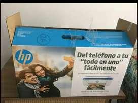 Impresora Multifuncional / HP Deskjet Ink 3775 / 10/10
