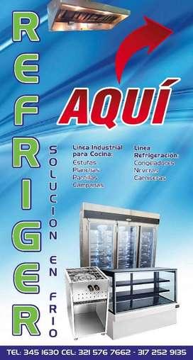 Mto Y Reparacion Equipos Refrigeracion