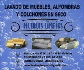 Lavado de Muebles, Colchones y Alfombras