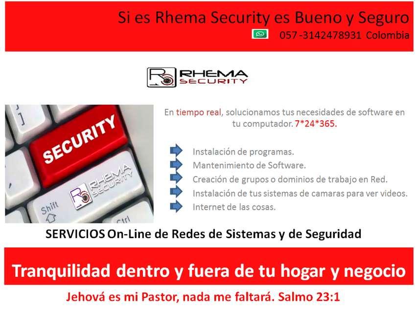 Servicios de mantenimiento en Linea 7*24*365 Software y hardware de sistemas 0