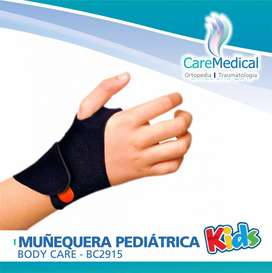 Muñequera Pediatrica Ortopedia Care Medical