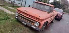 Vendo Chevrolet Apache tituar en marche gas luz