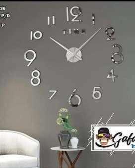 Reloj de pared en 3 D