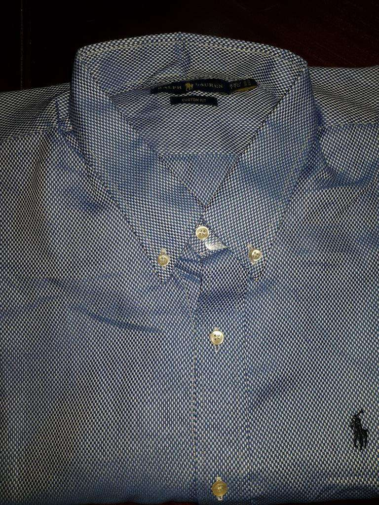 Camisas Talle Xxl Unicas Polo Y Lacoste 0