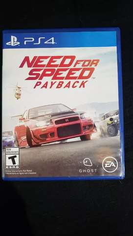 Need ford speed payback