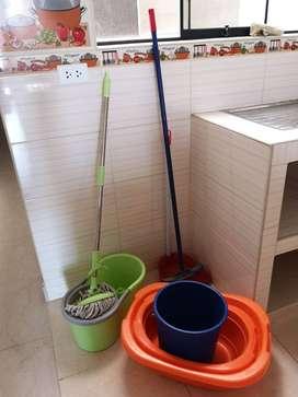 Combo de limpieza
