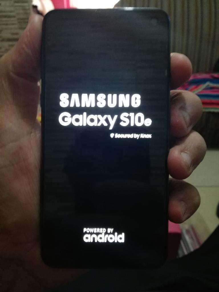 Samsung S10 E 128gb 0