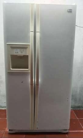 Nevecon LG Doble Puerta 620 Litros de Capacidad