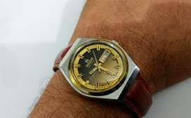 Reloj Ricoh Japonés Antiguo Original