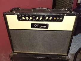 Amplificador BUGERA Bc30 212 Combo Guitarra Valvular 30w 2x12