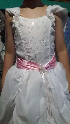 Hermoso Vestido  primera comunio