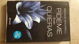 Novela completa Pídeme lo que quieras- Megan Maxwell