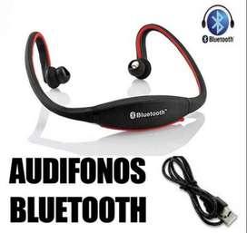 Audifonos Bluetooth Sport Deportivos Llamadas Colores