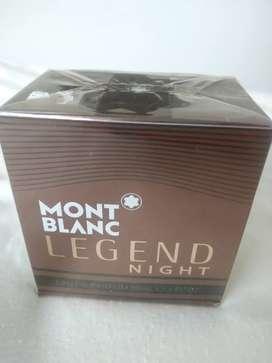 Perfume ORIGINAL de hombre Mont Blanc Legend Night 30ml