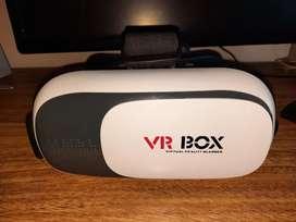 LENTES DE REALIDAD VIRTUAL - VR BOX