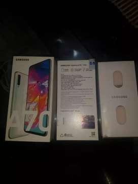 Vendo Samsung Galaxy A70