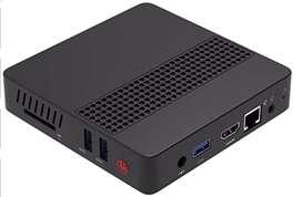 Mini PC ultra rapido Windows 10 Pro Intel Celeron Apollo Lake J3455 procesador (hasta 2.3 GHz) NUEVO