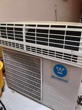 Vendo aire acondicionado westinghouse 18.000 btu