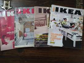 Lote Catalogos Ikea