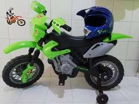 Motocicleta Electrica niño