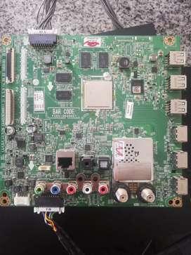 Tarjeta de tv smart lg 42lb650t-df