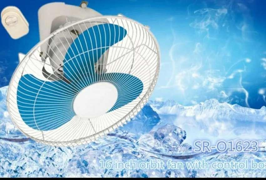 Ventilador Techo Tumbado Loco Orbital 0