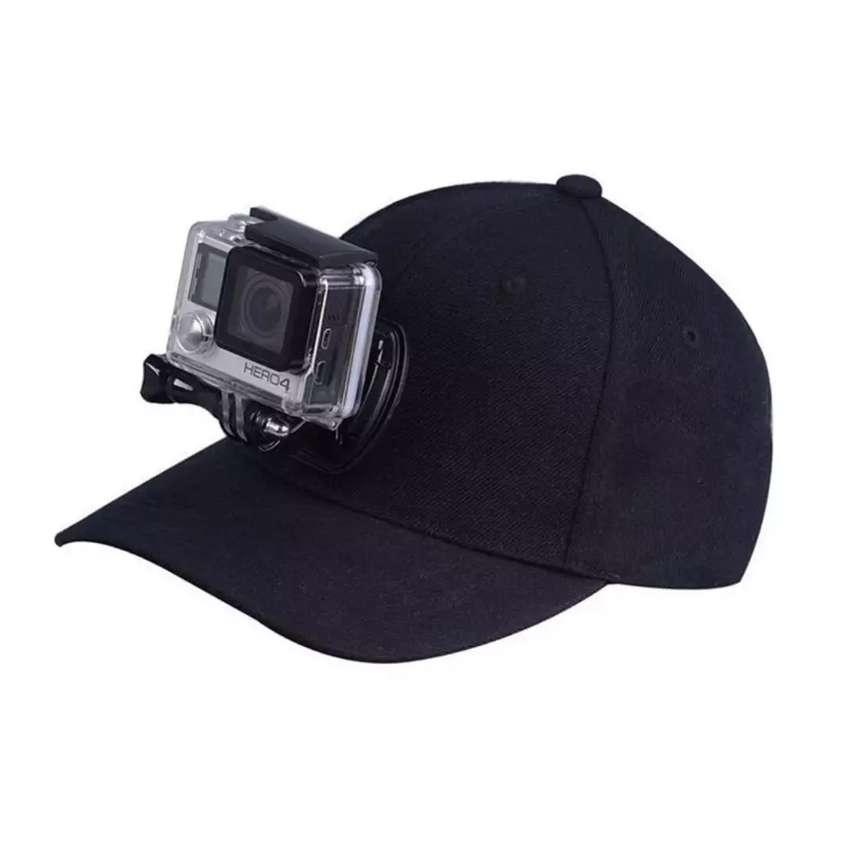 Gorra para cámara de acción. 0