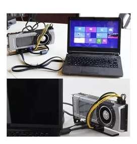 Exp gdc adaptador de gpu para laptop