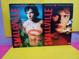 Serie Smallville DVD