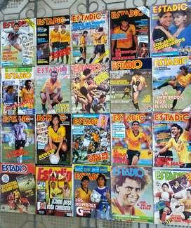 Revistas Estadio Portada Barcelona
