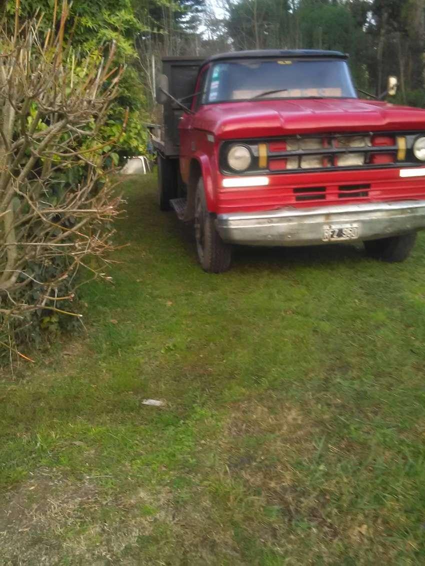 Dodge 500 gnc slant six original 0