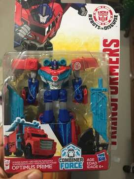 Optimus Prime Transformers Combiner Force