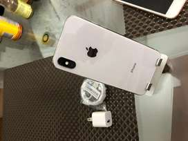 iPhone X 64Gb Usado Como Nuevo Blanco / Negro