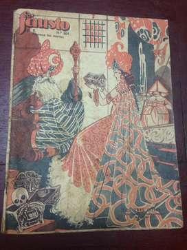 Revista Don Fausto Antigua de 1945