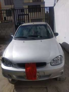 Vendo auto chevrolet año 2002