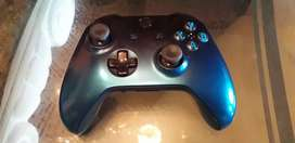 Xbox one control edición especial Blue Shadow