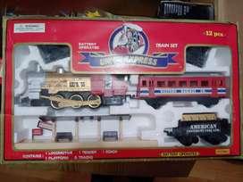 Tren de colección del año 2000