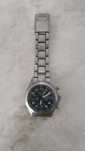 Remate Reloj Seiko titanium