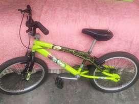 Venta bicicleta niño
