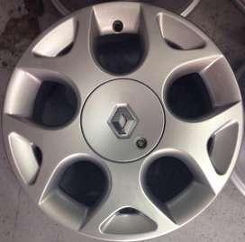 Rines 15 de Renault stewey