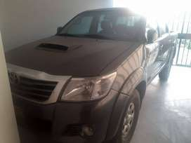 HILUX MODELO 2014 IMPECABLE